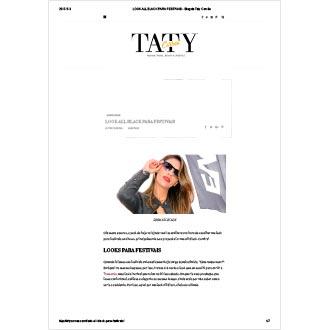 Revista Taty Corrêa